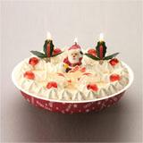 ブルーシール クリスマスアイスケーキ