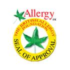 英国アレルギー協会認定